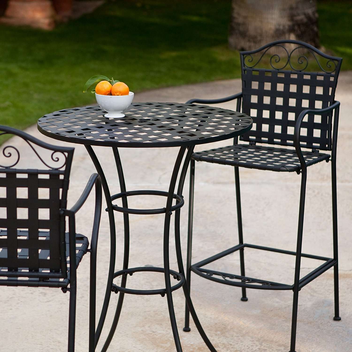 Inspirational Wrought Iron Patio Furniture Lowes
