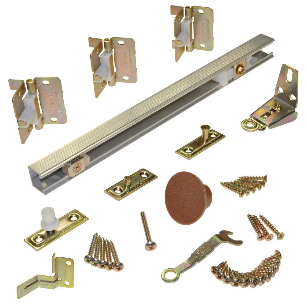 Accordion Door Hardware | Bifold Door Track | Bi Fold Door Knob Placement