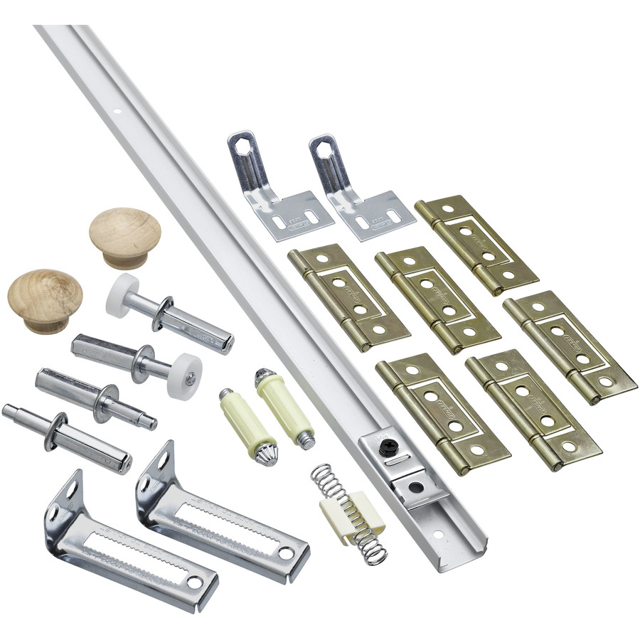 Accordion Door Hardware | Le Johnson Pocket Door Hardware | Multi Bypass Door Hardware
