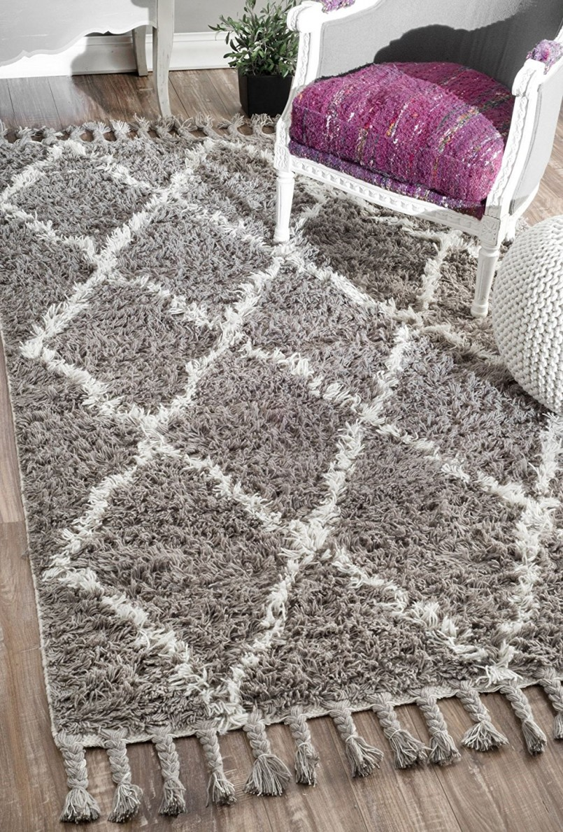 Admirable Marrakesh Shag Rug | Gorgeous Shaggy Rugs Designs