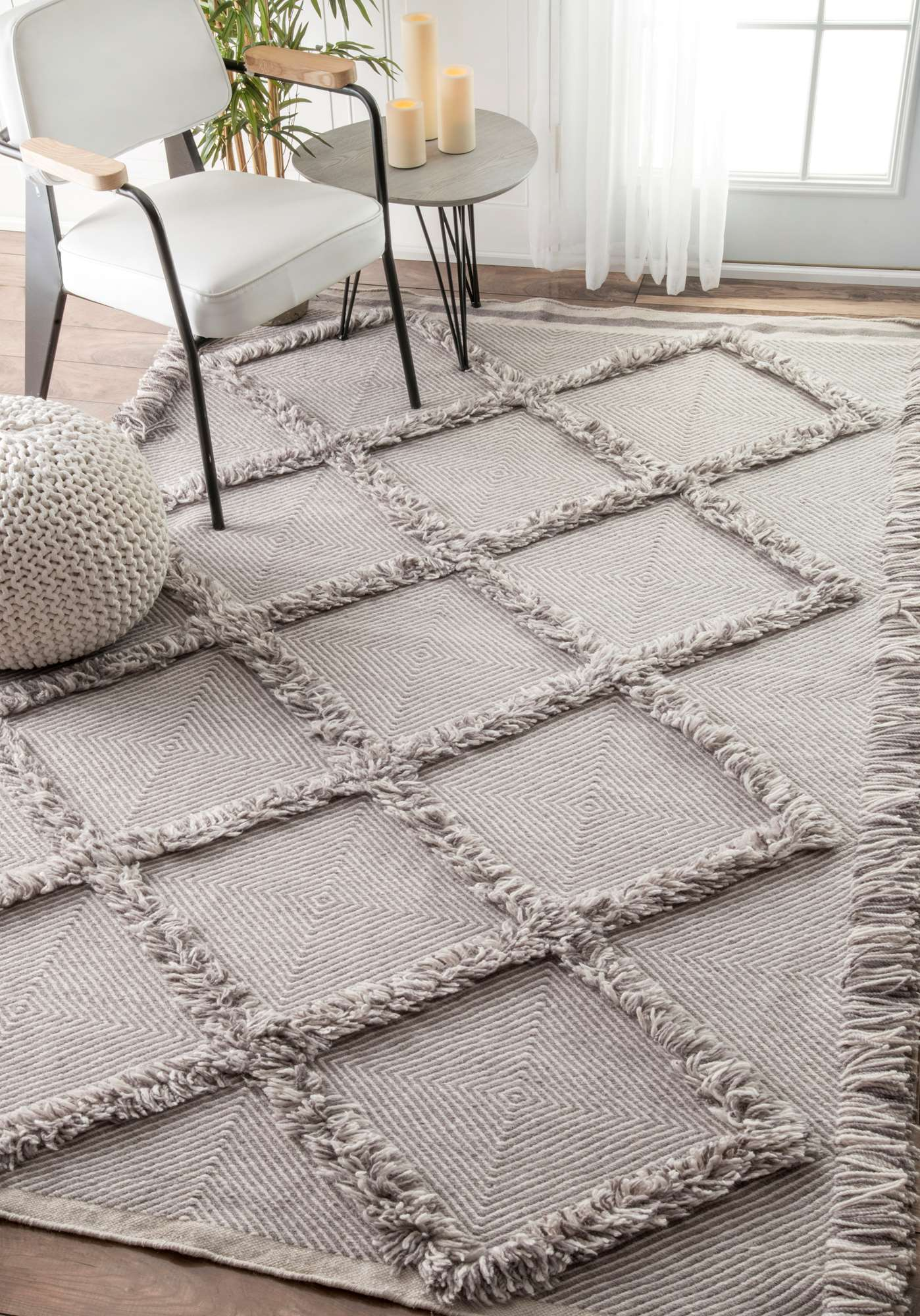 Adorable Nuloom Shag Rug | Wondrous Marrakesh Shag Rug