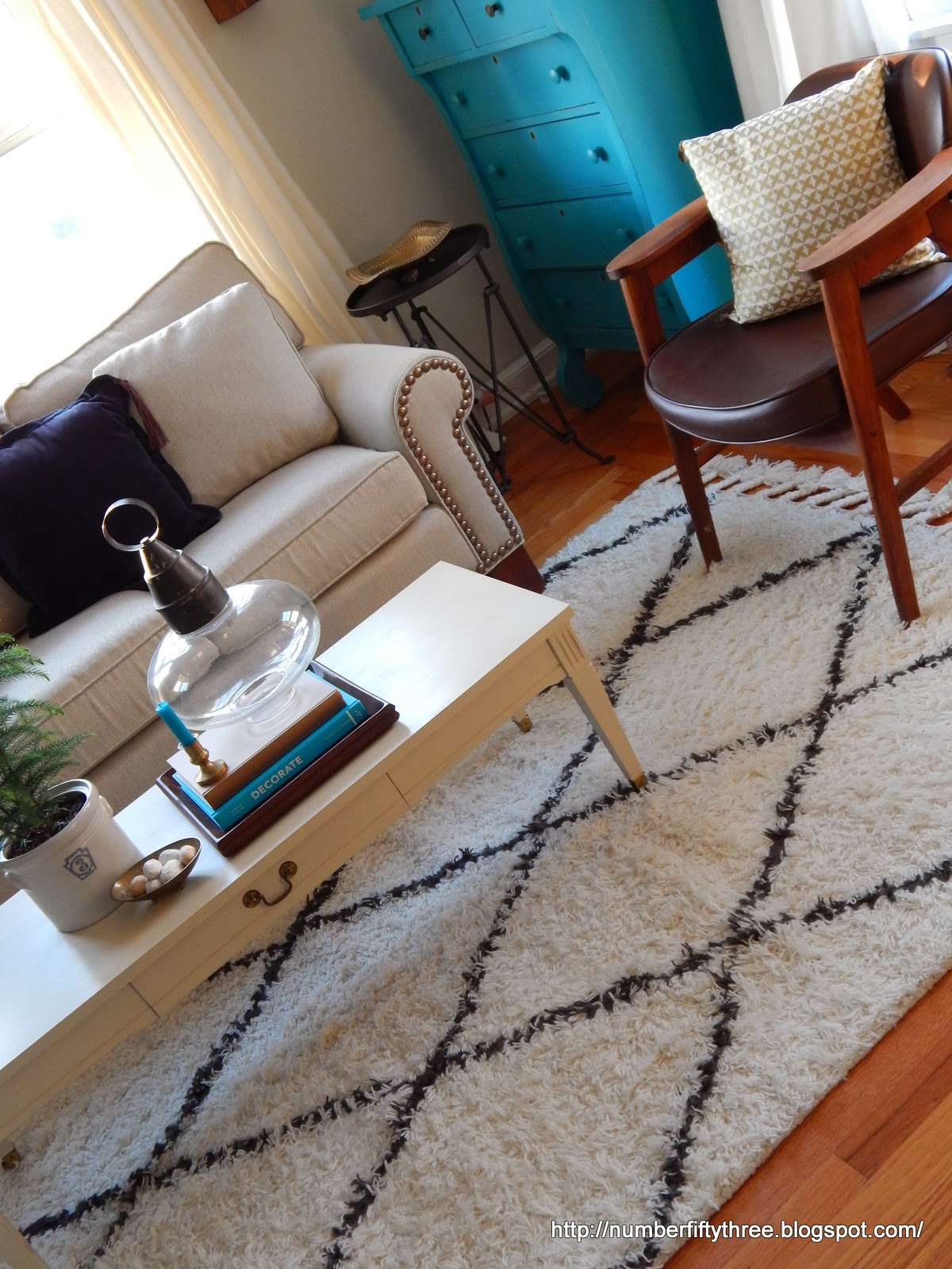 Amazing Marrakesh Shag Rug | Lovable West Elm Moroccan Rug