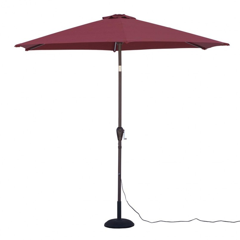 Amazon Outdoor Umbrella | Patio Conversation Sets | Costco Offset Umbrella
