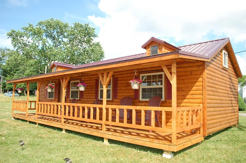 Amish Builders | Amish Backyard Structures | Amish Barn Builders Ohio