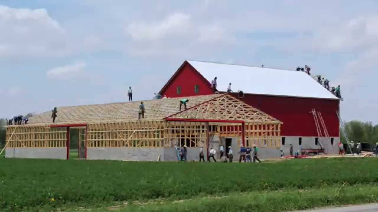 Specialized New Home Construction By Amish Builders: Amish Builders | Cabin Kits Michigan | Pre Built Cabin