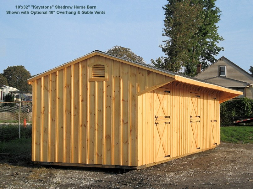 Amish Cabin Company | Prebuilt Garages | Amish Builders