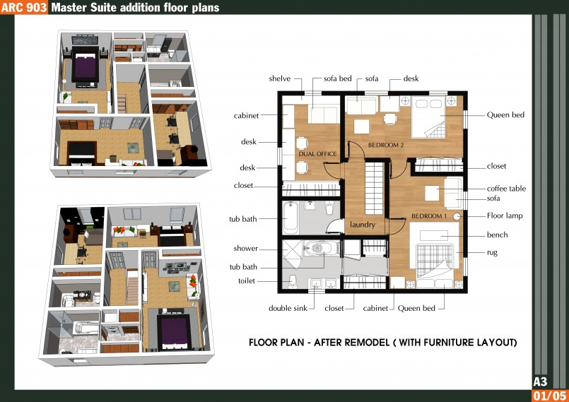Amusing Prefab Additions To Houses | Extraordinary Master Bedroom Addition Plans