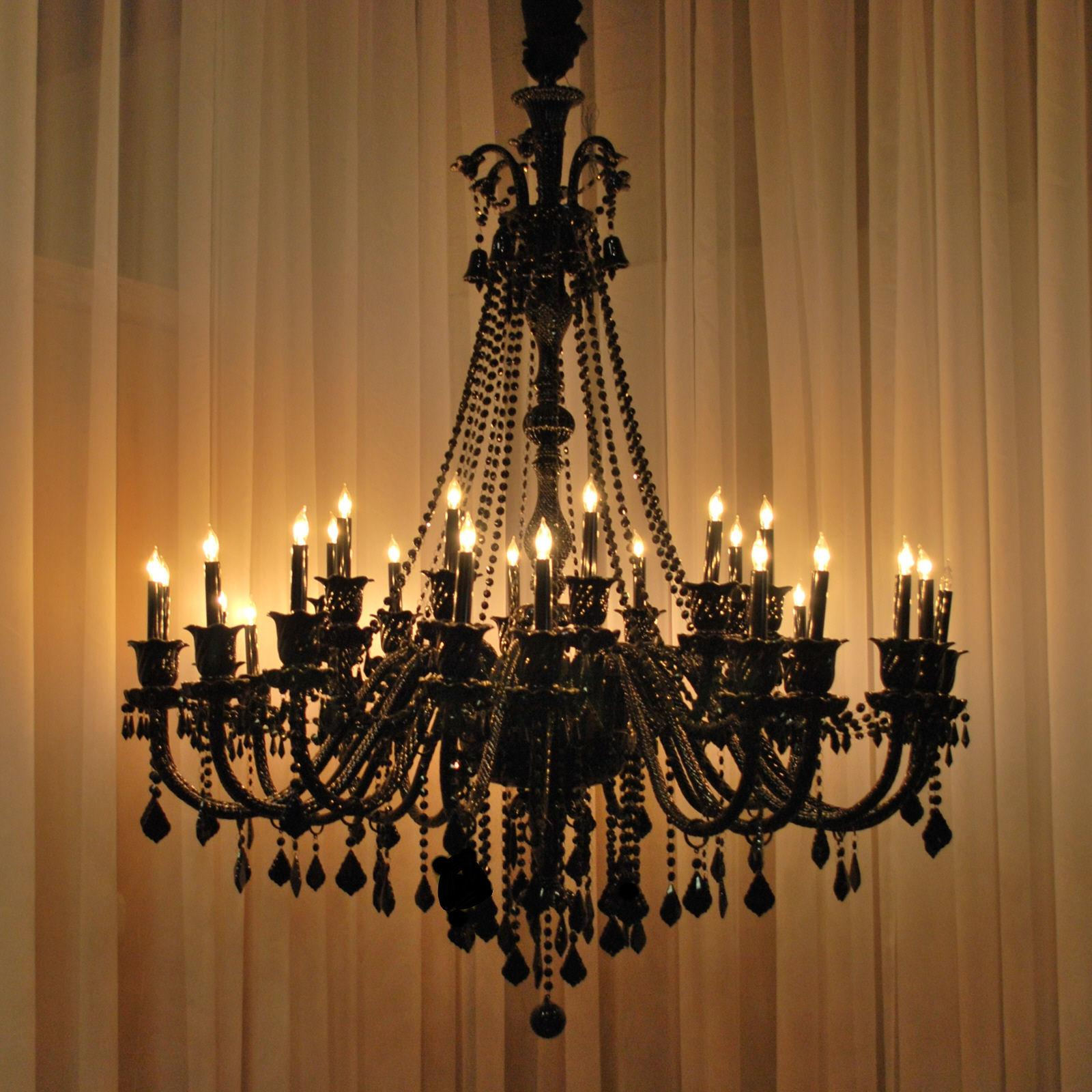 Astounding Gothic Chandelier | Impressive Spanish Wrought Iron Chandelier