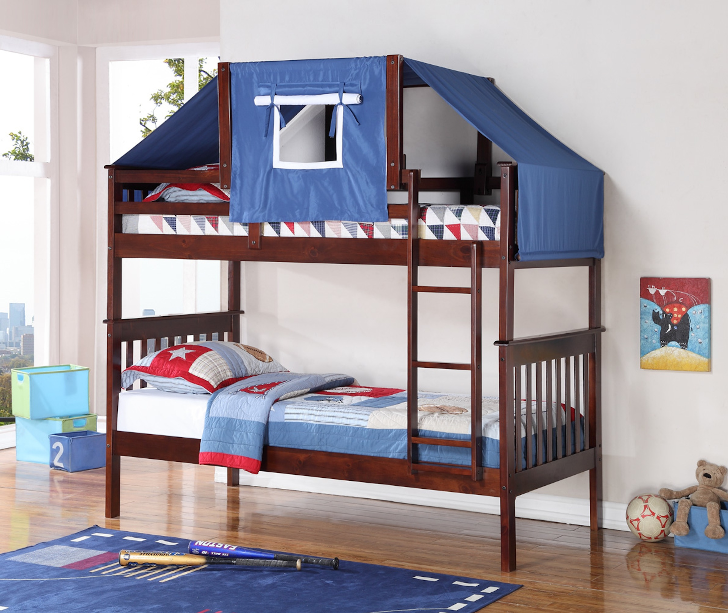 Awsome Bunkbeds | Bunk Beds for Small Rooms | Unique Bunk Bed Plans