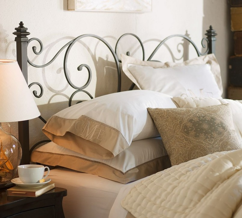 Backboard For Bed | Platform Bed Headboard | Pottery Barn Sleigh Bed