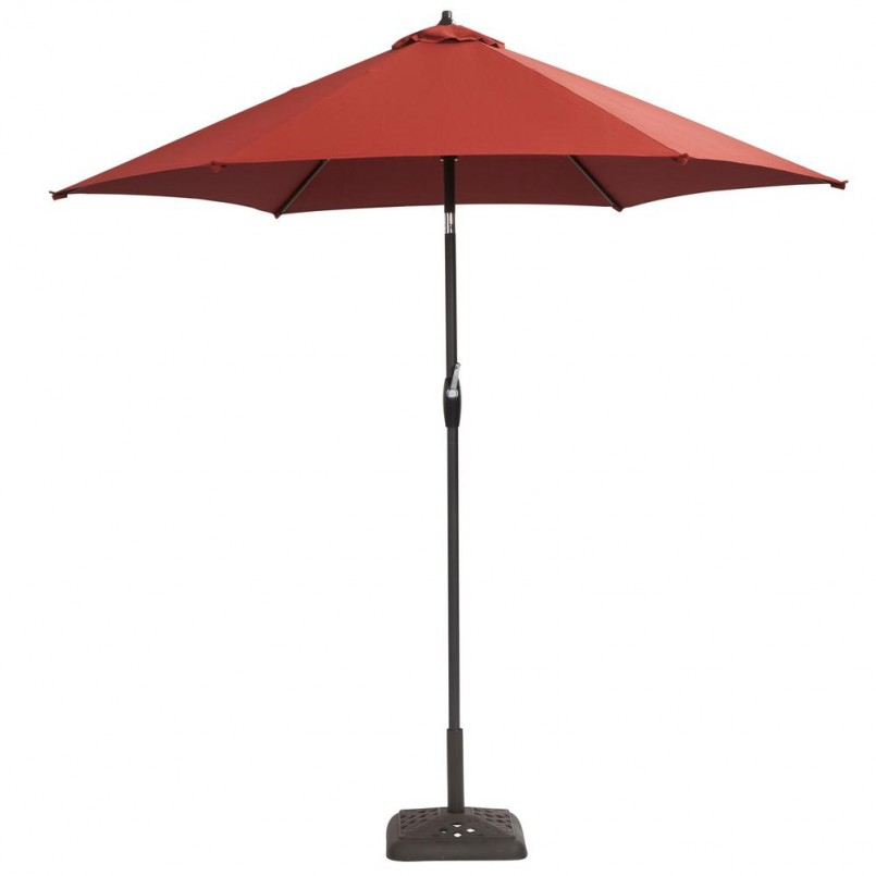Backyard Creations Patio Furniture | Costco Offset Umbrella | Garden Stool World Market