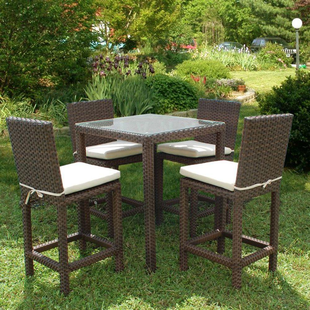 Bar Height Patio Sets | Bar Height Patio Set with Swivel Chairs | Target Outdoor Furniture Clearance