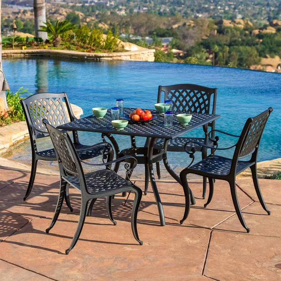 Bar Height Patio Sets | Barstool Sets | Outdoor Bistro Set Clearance