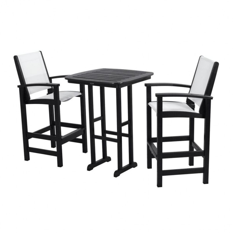 Bar Height Patio Sets | High Top Patio Sets | Bistro Dining Sets