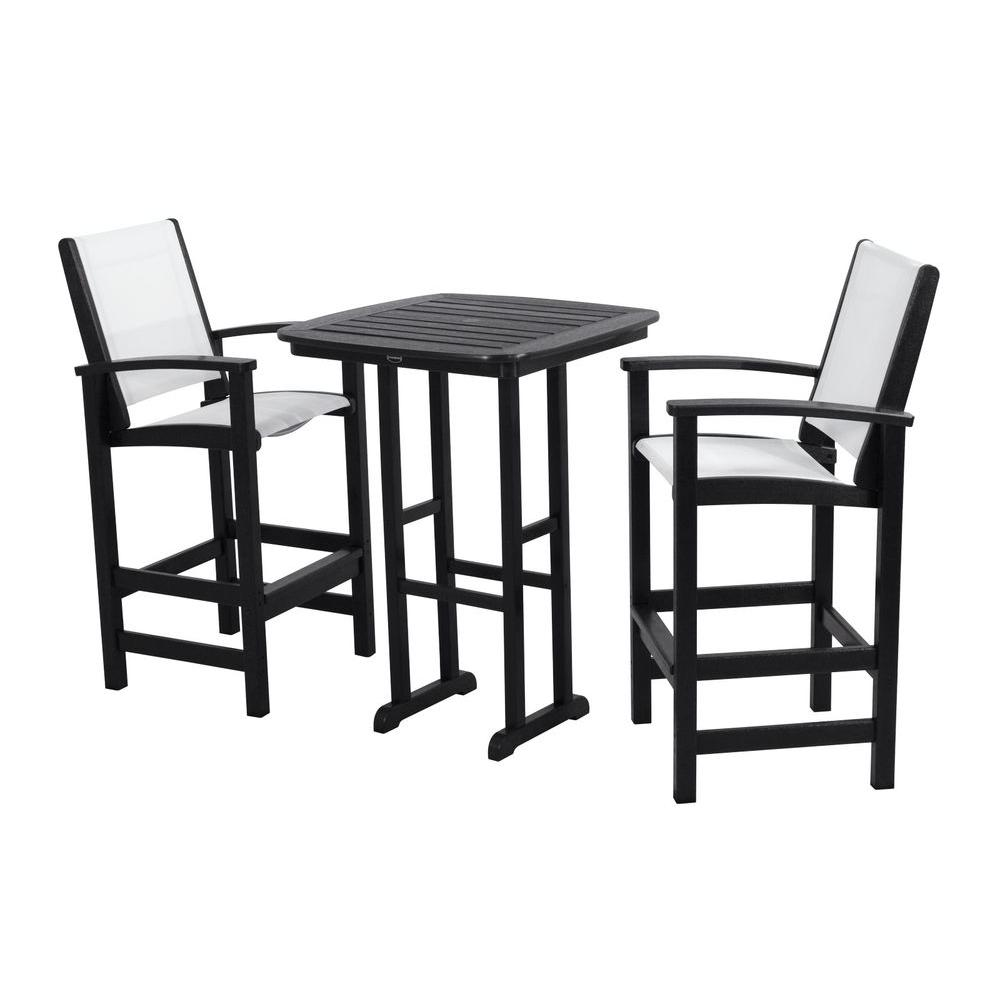 Bar height patio sets high top patio sets bistro dining sets