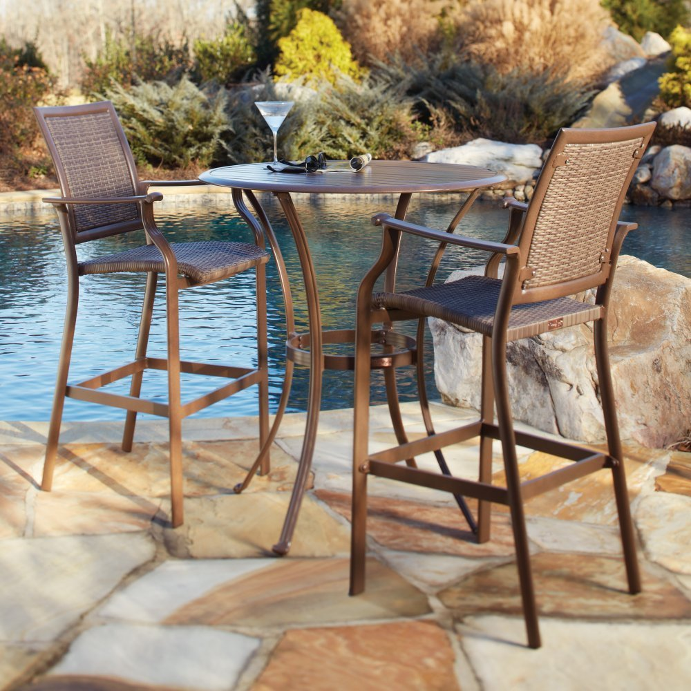 Bar Height Patio Sets | Patio Sets Under 300 | Lowes Outdoor Dining Sets