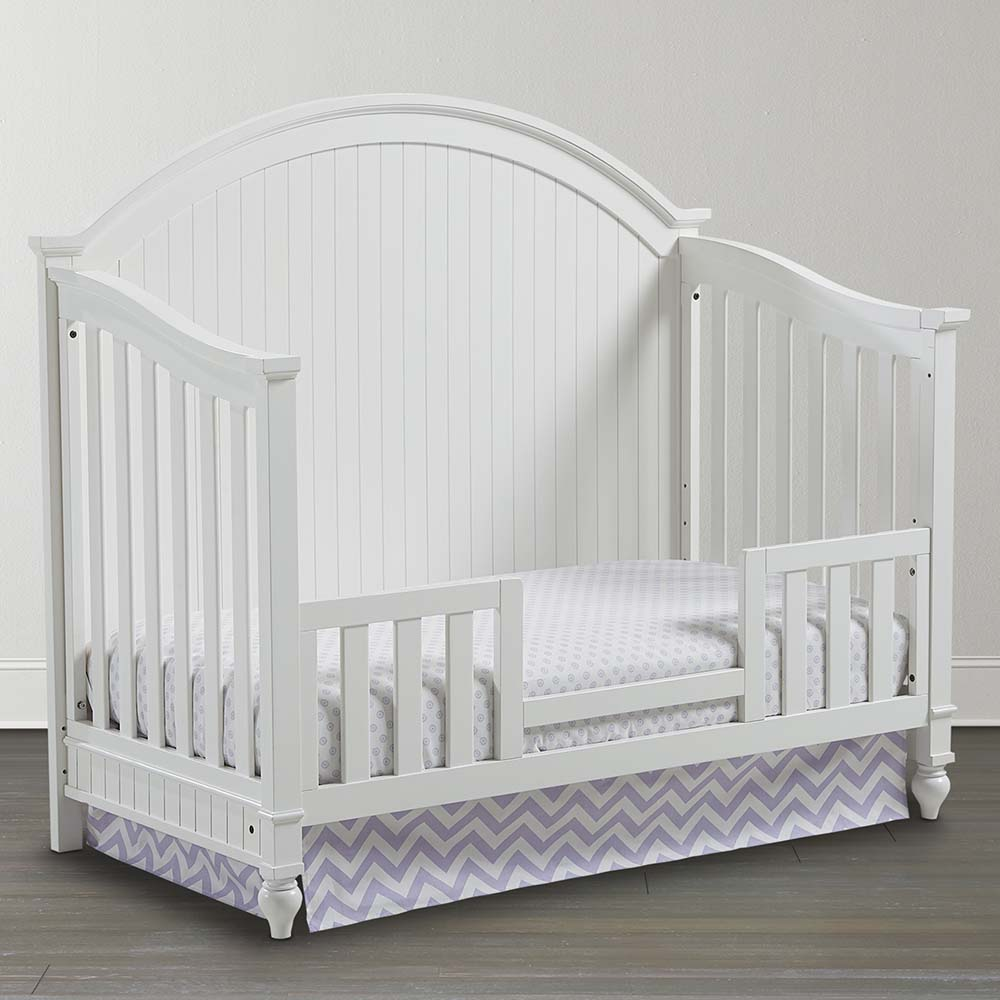 Bassett Baby Crib | Coloured Nursery Furniture | Europa Baby Crib