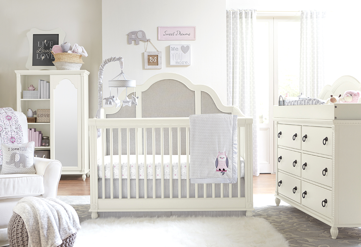 Bassett Baby Crib | Cribs At Babies R Us | Ragazzi Baby Furniture