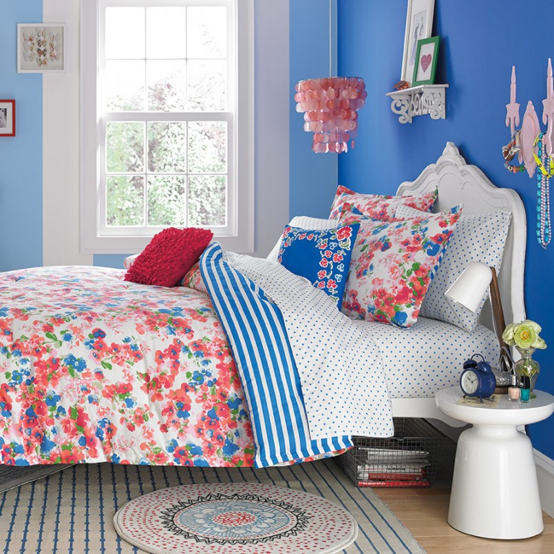 Bedspreads For Teenage Girls | Teen Vogue Bedding | Teenage Bedspreads