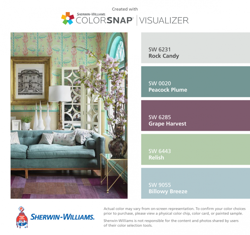 Benjamin Moore Color Visualizer | Sherwin Williams Virtual Painter | Color Visualizer