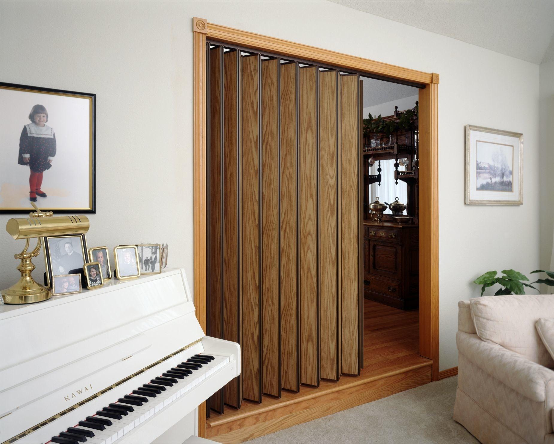 Bifold Closet Door Track | Accordion Door Hardware | Accordion Folding Doors