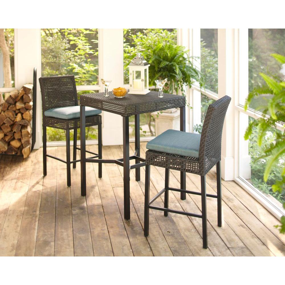 Bistro Patio Sets | Bar Height Patio Sets | Foldable Outdoor Table