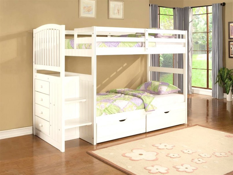 Bunk Bed Combinations | Space Saving Bunk Beds For Small Rooms | Bunk Beds For Small Rooms