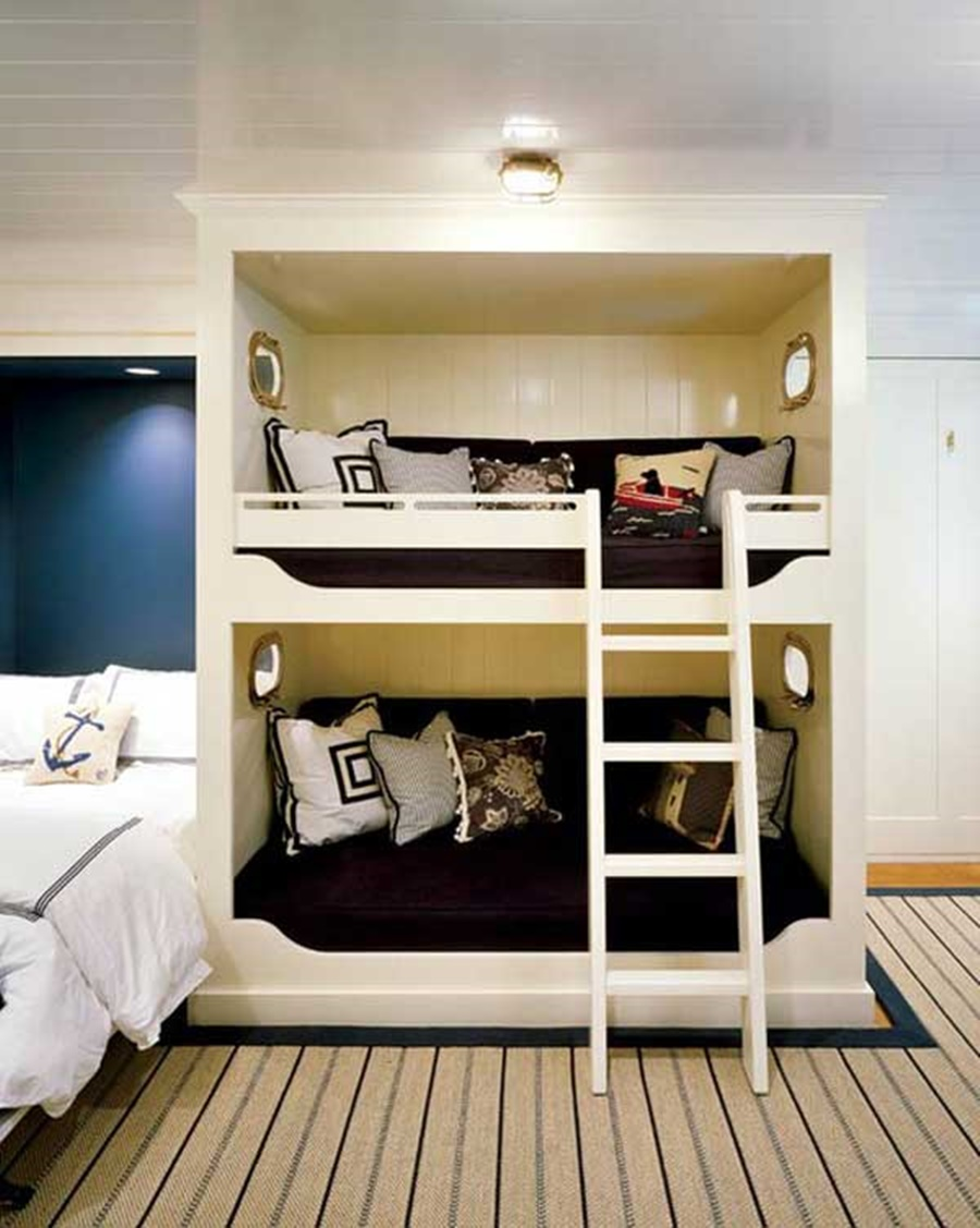 Bunk Bed Room Divider | Bunk Beds For Small Bedrooms | Bunk Beds For Small Rooms