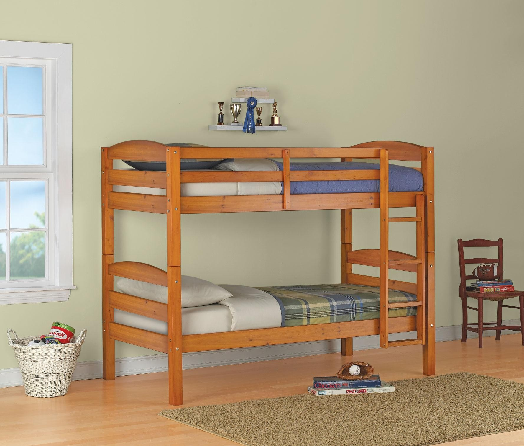 Bunk Beds For Girl And Boy | Bunk Beds For Small Rooms | Adult Loft Bed