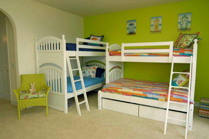 Bunk Beds For Small Bedrooms | Bunk Beds For Boy And Girl | Bunk Beds For Small Rooms