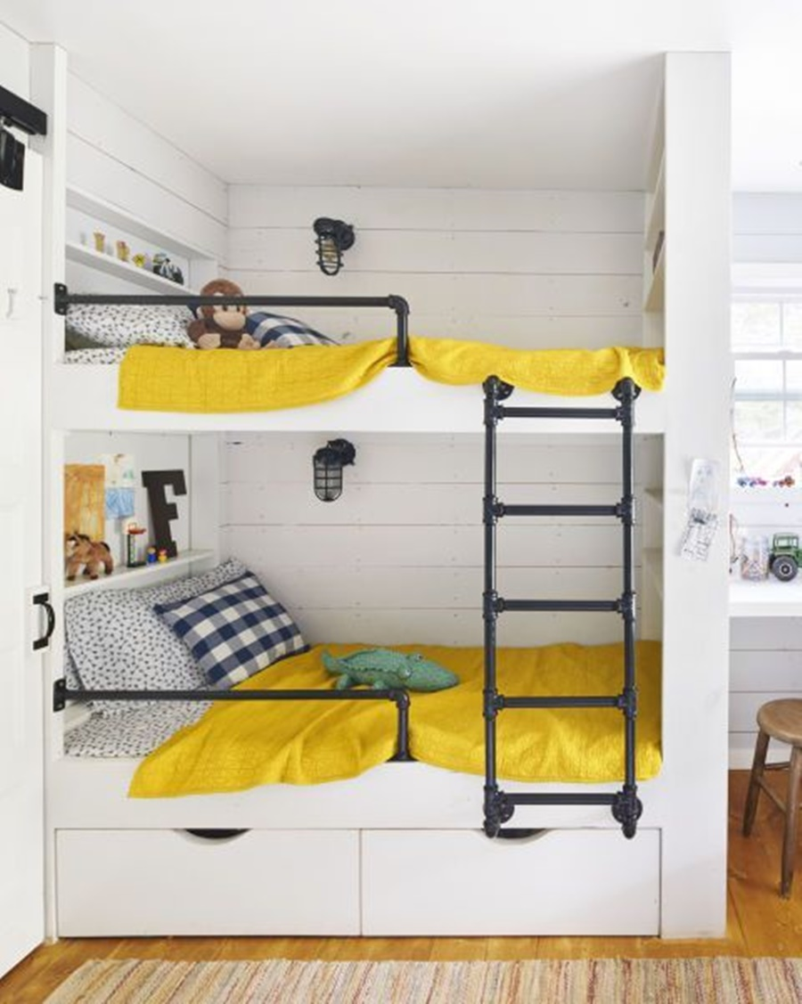Bunk Beds for Small Rooms | Bunk Bed Alternatives | Bedroom Designs for Adults