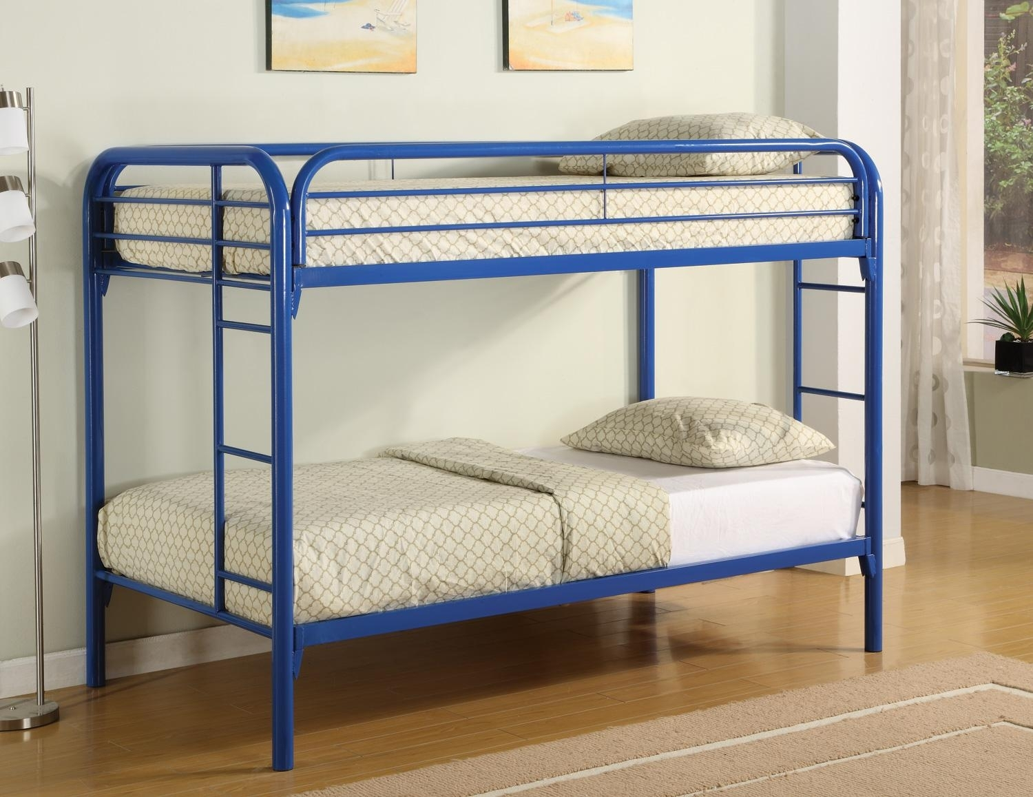 Bunk Beds For Small Rooms | Bunk Bed Combinations | Twin Bed Space Saver
