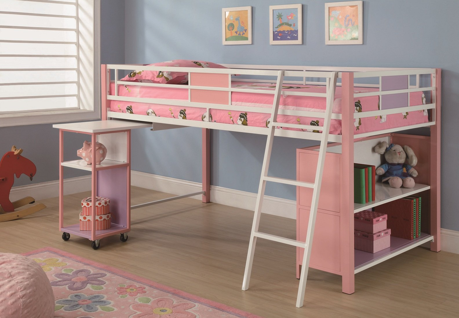 Bunk Beds for Small Rooms | Bunk Beds for Small Rooms | Built in Bunk Beds for Small Rooms