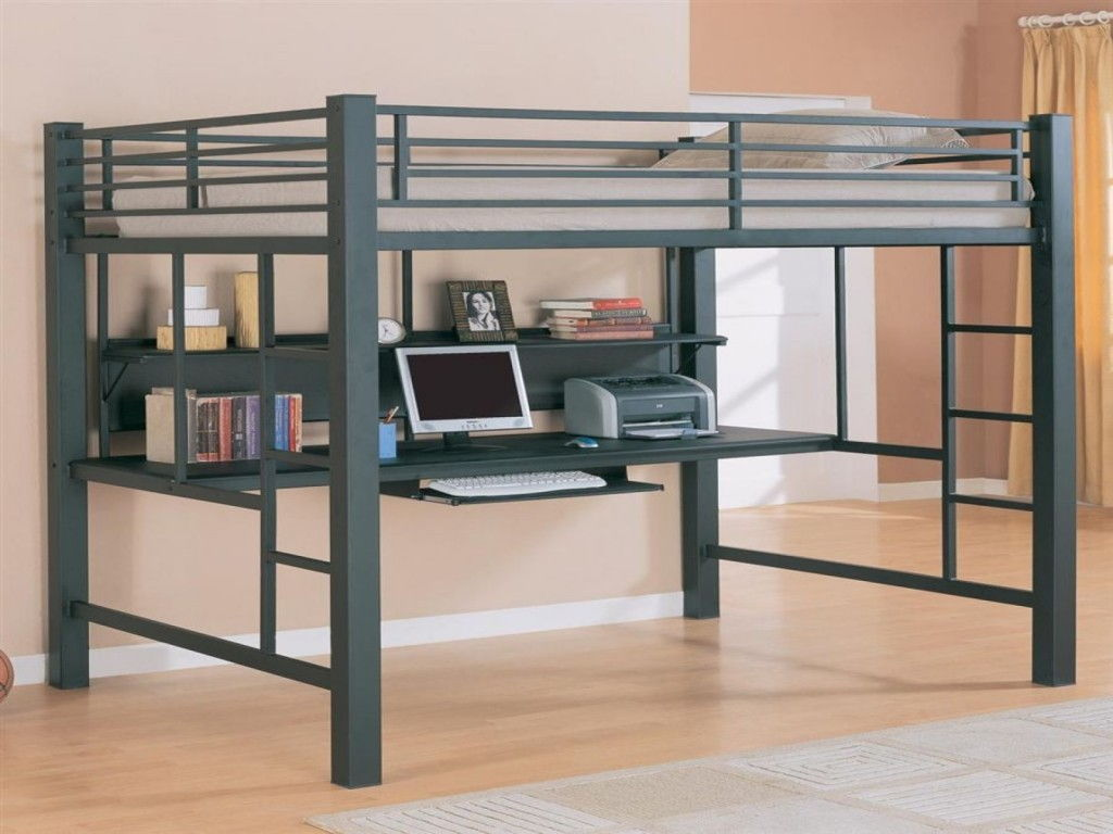 Bunk Beds For Small Rooms | Bunk Beds For Teenagers | Triple Bunk Bed Ideas