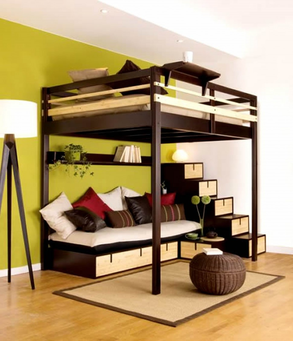 Bunk Beds for Small Rooms | Cute Bunk Beds for Girls | Bunk Beds for Small Rooms