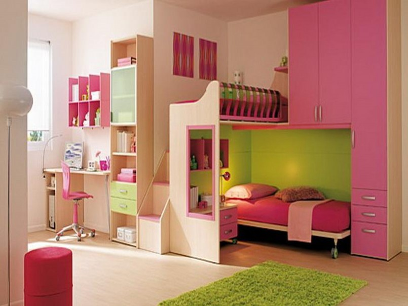 Bunk Beds For Small Rooms | Loft Bed Space Saver | Corner Bunk Bed Plans