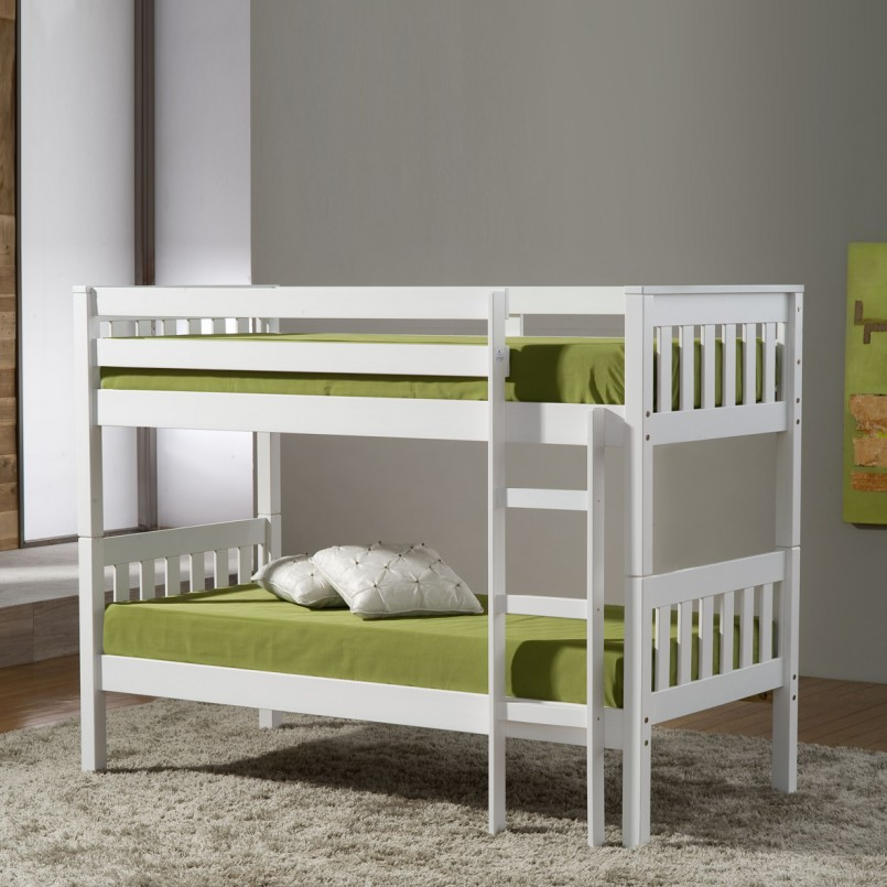 Bunk Beds For Teenager | Bunk Beds For Small Rooms | 4 Bed Bunk Beds