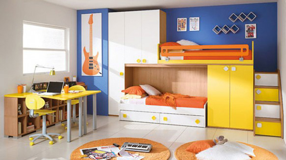 Bunk Room Floor Plans | Boat Bunk Bed | Bunk Beds for Small Rooms
