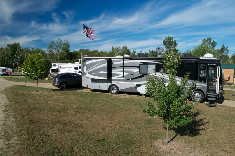 Campgrounds In Michigan With Pools   Pj Hoffmaster Reservations   Grand Haven Campground