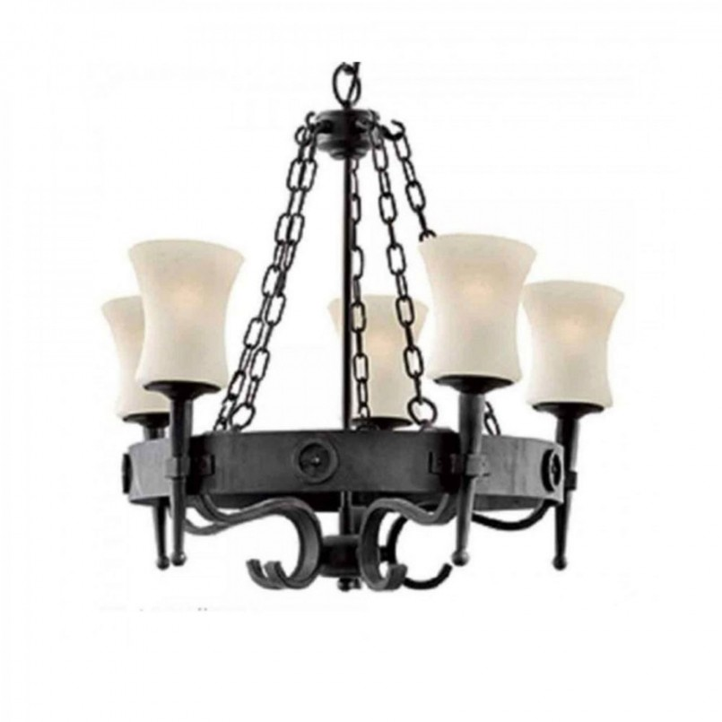Captivating Gothic Chandelier | Cool Gothic Chandelier