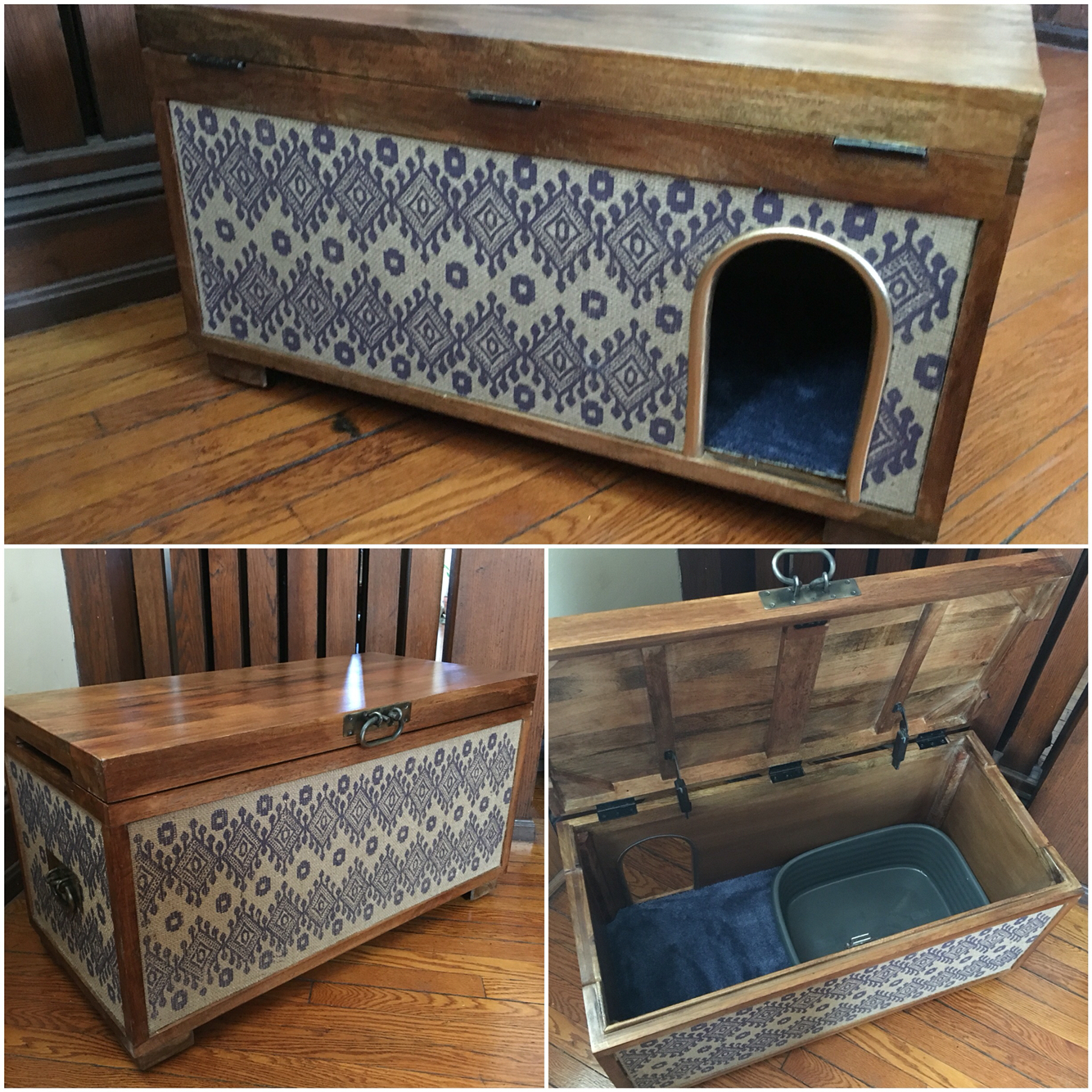 Ideas: Fancy Litter Boxes | Kitty Litter Furniture | Hidden