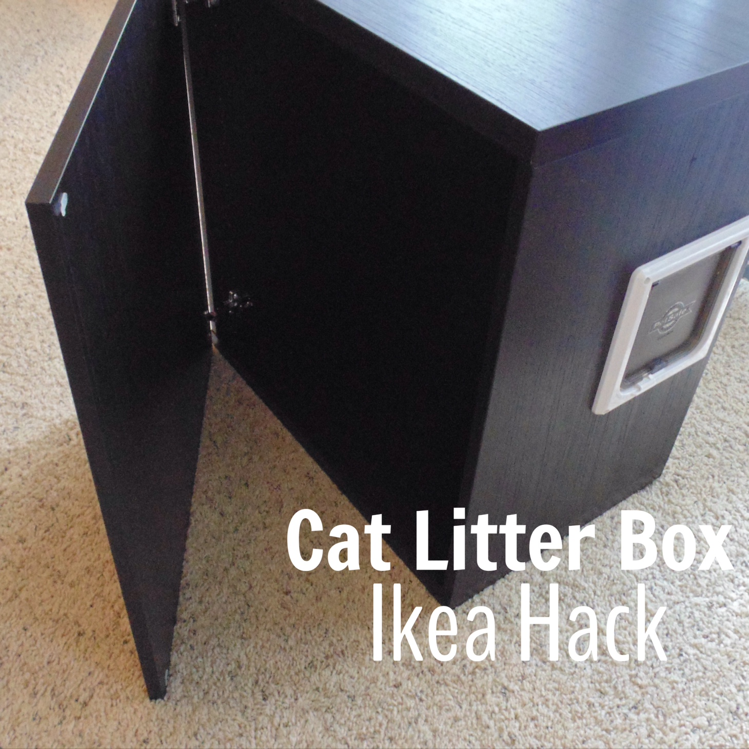 Cat Litter Box Furniture Ikea | Extra Large Cat Litter Box | Hidden Cat Litter Box