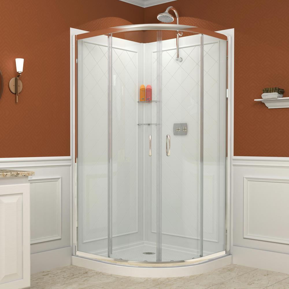 Cheap Shower Stalls | Sterling Shower Stalls | One Piece Shower Stall
