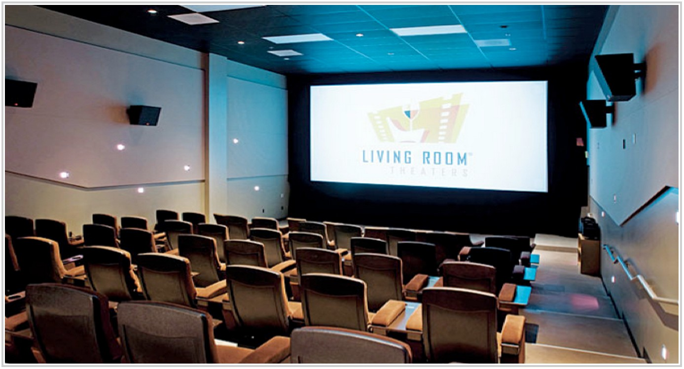 Cinetopia Movie Theater | Living Room Theaters | Fau Box Office