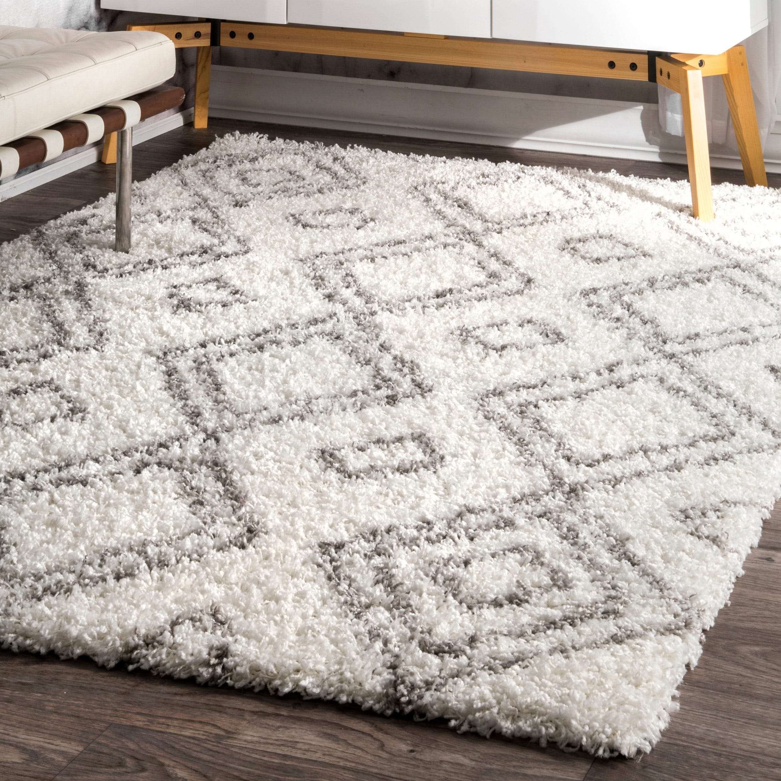 Classy Marrakesh Shag Rug | Endearing Shaggy Rugs for Bedroom