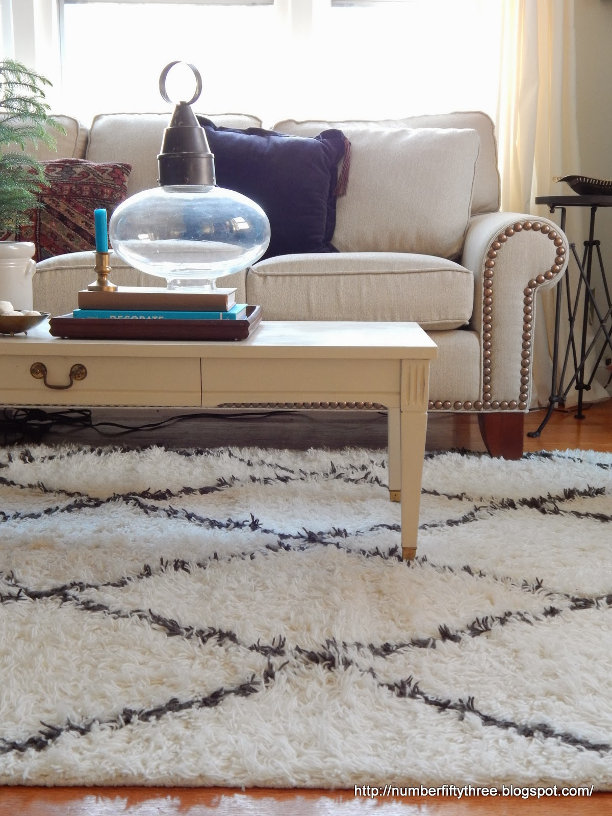 Classy Shaggy Rugs for Living Room | Marvellous Marrakesh Shag Rug