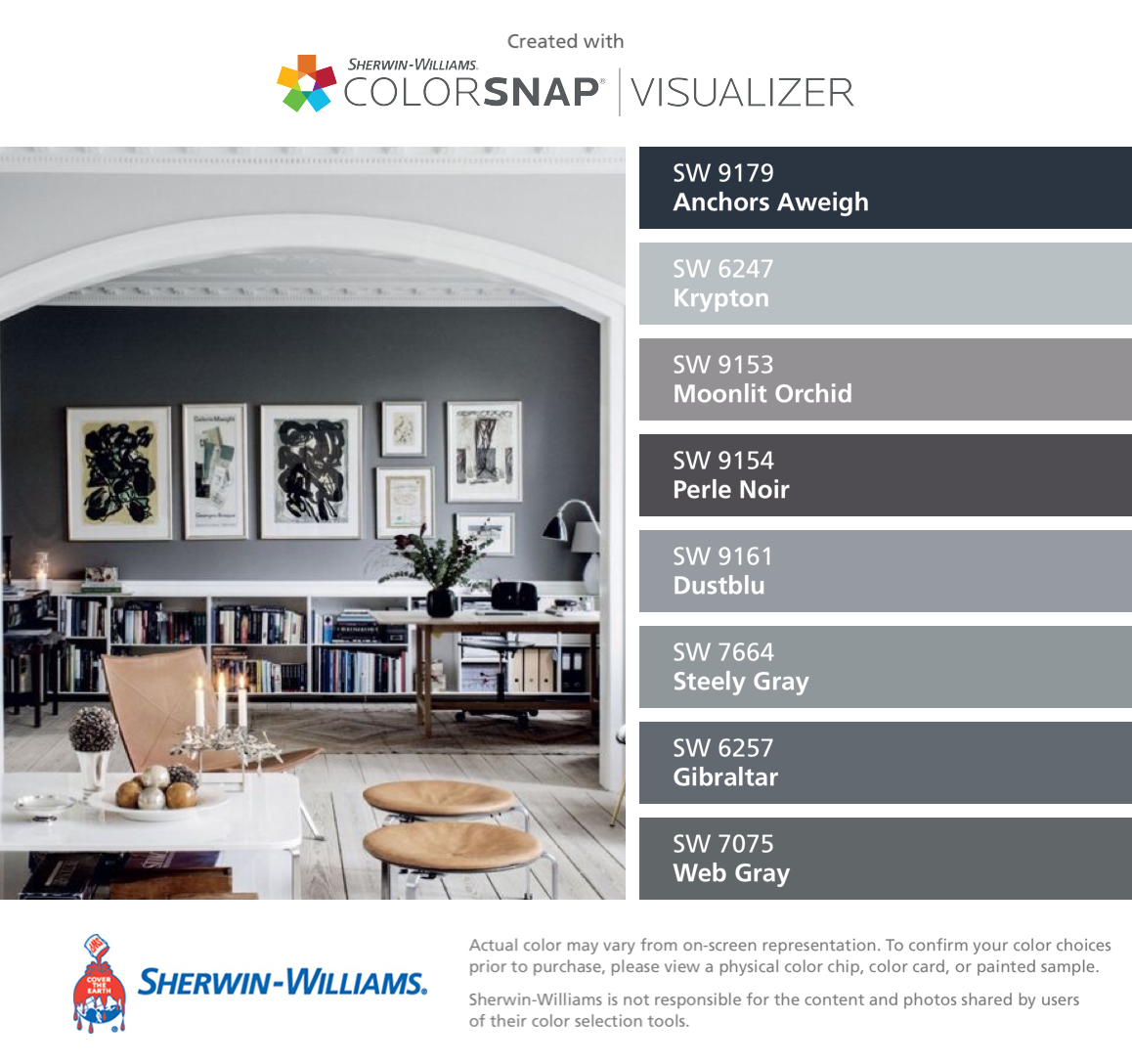 Color Visualizer | Sherwin Williams Color | Ppg Color Chart