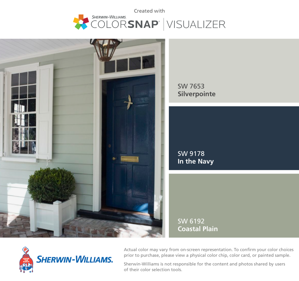 Color Visualizer | Sherwin Williams House Color Visualizer | Color  Visualizer