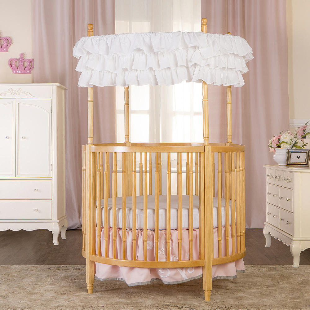 Coloured Nursery Furniture | Bassett Baby Crib | Europa Palisades Crib