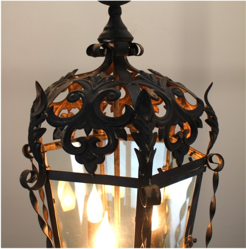 Cool Gothic Chandelier | Endearing Wrought Iron Chandeliers Mexican